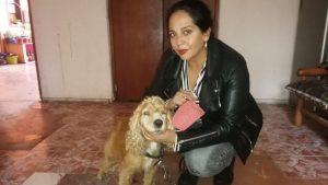 """""""Todo suma: nuestro ADN es ayudar"""" benefició a mujer cesante que sufre con la enfermedad terminal de su mascota"""