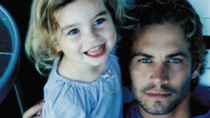 """Hija de Paul Walker compartió selfie con los hijos de Vin Diesel: """"Familia, por siempre"""""""