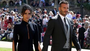 La familia crece: David y Victoria Beckham celebran el compromiso de su hijo Brooklyn
