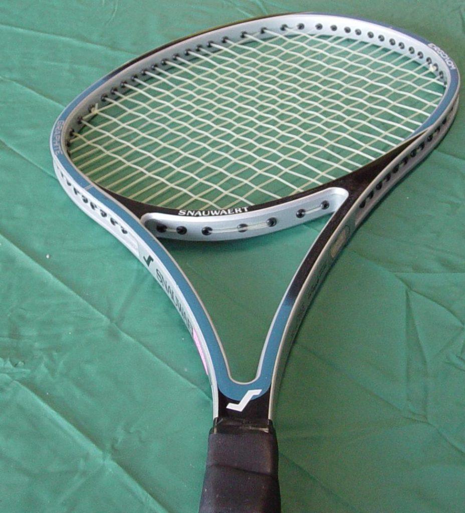 Crónicas de cuarentena: Una raqueta rara