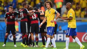 """El día en que Alemania se sacó un """"7"""" y Brasil lloró su derrota más humillante"""
