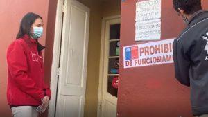 Con prohibición de funcionamiento quedó restaurante donde fue captado Raúl Guzmán: también encontraron cucarachas