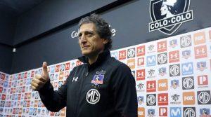 Mario Salas: No me siento autor de la salida de Agustín Orión de Colo-Colo