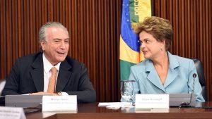 """""""Nunca la traicioné"""": Michel Temer aseguró que no colaboró con la destitución de Dilma Rousseff"""
