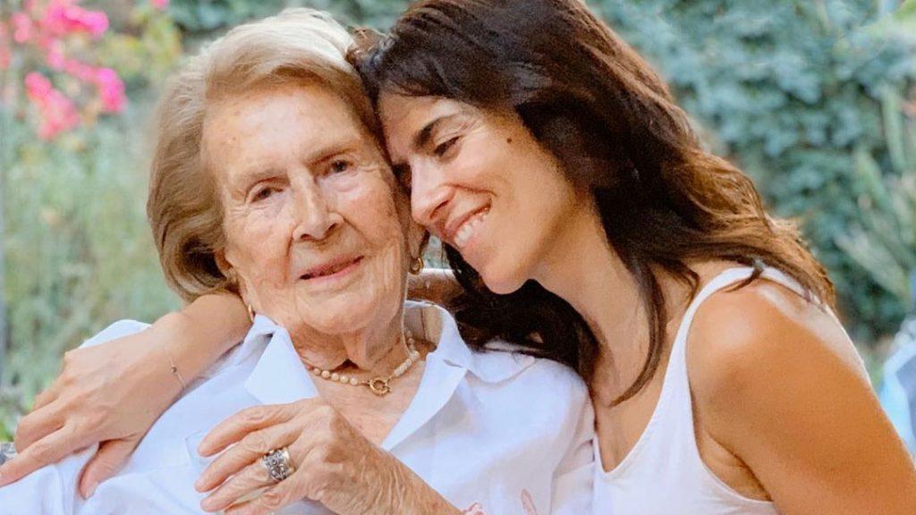 """""""Me ha costado no ver a mi familia"""": Paz Bascuñán pasa la cuarentena lejos de su mamá y su abuela"""