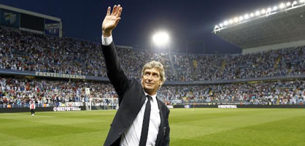 """Vicente del Bosque llenó de elogios a Manuel Pellegrini: """"Es un caballero, que ha dejado una estela de buena fe"""""""
