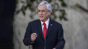 """Presidente Piñera llamó a la unidad y a """"mejorar la calidad de la política"""" tras votación por retiro de pensiones"""