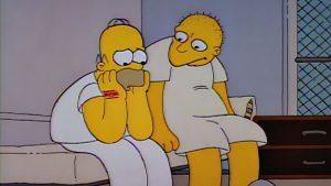 Fanáticos de Los Simpson notaron que capítulo censurado no fue emitido durante maratón