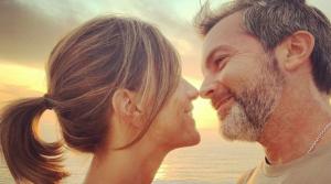 Diana Bolocco recordó los inicios de su relación con Cristián Sánchez con postal del recuerdo