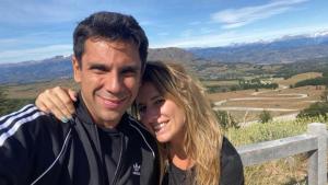 Juan Pablo Queraltó dedicó romántico mensaje a Fran Sfeir por su cumpleaños