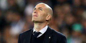 """Zinedine Zidane sobre su futuro: """"Soy el entrenador del Madrid, no hay más preguntas que hacer"""""""