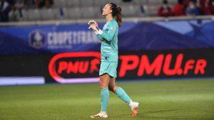 """""""Que lindo es el fútbol"""": Christiane Endler publicó emotiva reflexión tras perder la Copa Femenina de Francia"""