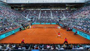 Cancelan el Masters 1000 de Madrid debido al rebrote de coronavirus en España