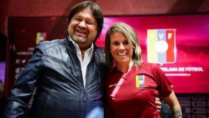 Falleció el presidente de la Federación Venezolana de Fútbol