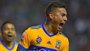 Eduardo Vargas volvió a anotar por Tigres en triunfo parcial ante el Puebla