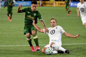 Felipe Mora se consagró campeón con el Portland Timbers en la MLS