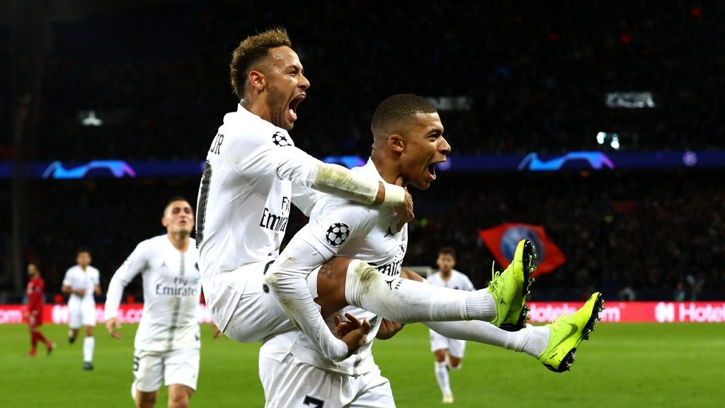 Increíble: En el epílogo el PSG le dio vuelta el partido al Atalanta en los cuartos de final de Champions League