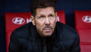 """Simeone saca el pecho por el Atlético tras derrota: """"Dimos todo lo que teníamos"""""""