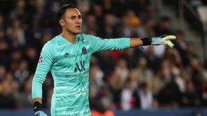 PSG sufre de cara a las semifinales de Champions tras confirmar lesión de Keylor Navas