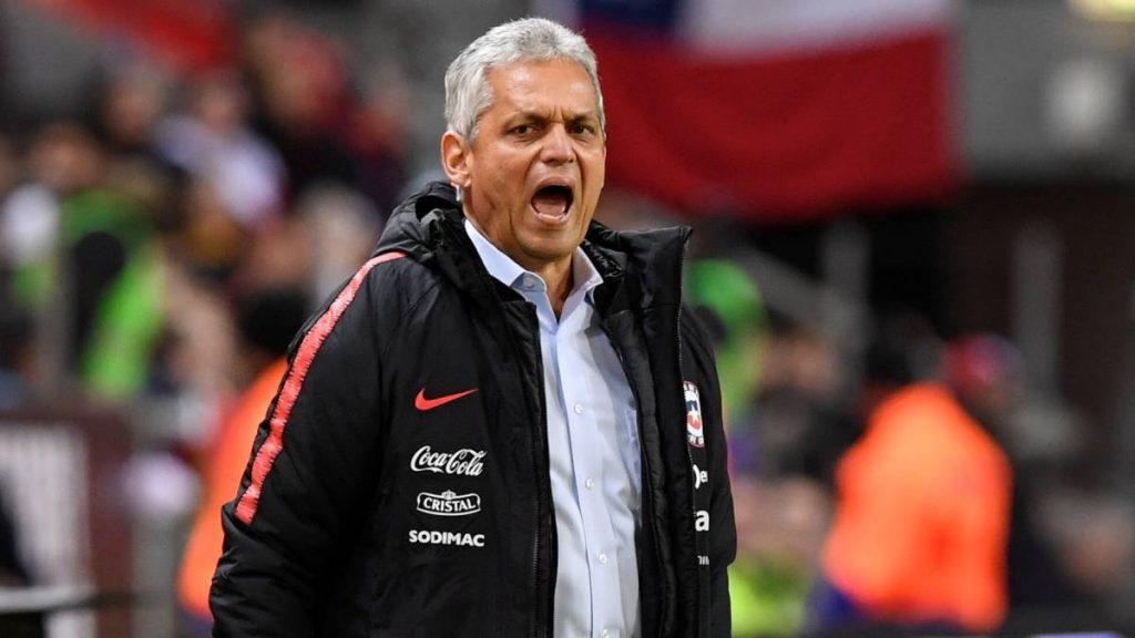"""Pablo Milad le entregó todo su respaldo a Reinaldo Rueda: """"Niego absolutamente que tengamos un plan B"""""""