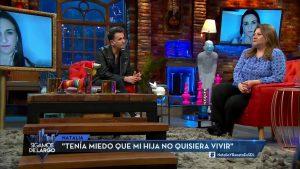 """Natalia Cuevas sobre el distanciamiento que tuvo con su hija: """"Fue muy difícil"""""""