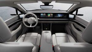 ADN Motor: Sony fabricó en Austria su primer auto eléctrico