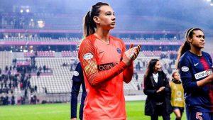 ¡A la final! Christiane Endler clasificó a la definición de la Copa de Francia junto al PSG