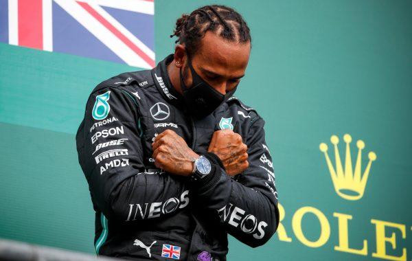 Voló en Spa: Lewis Hamilton se quedó con el GP de Bélgica