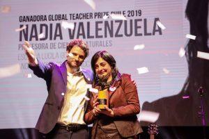 Global Teacher Prize Chile premiará a profesoras y profesores reconocidos por la ciudadanía