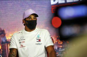Lewis Hamilton se quedó con la pole del GP de España