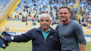 """Falleció Guillermo """"Chicomito"""" Martínez, histórico jugador de Everton de Viña del Mar"""