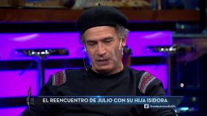 """Julio Milostich y el haber abandonado a su hija: """"Fue el mayor error de mi vida"""""""
