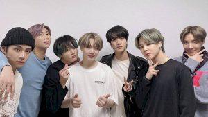 BTS causó furor entre sus fans al lanzar exclusivo filtro alusivo a su nueva canción