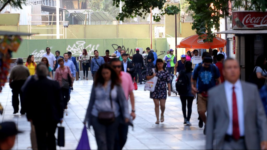 INE: salarios en junio subieron solo un 0,1%