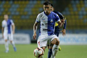 """Felipe Flores: """"Si no es en Colo Colo, me encantaría poder terminar mi carrera en Deportes Antofagasta"""""""