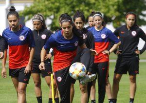 Selección Chilena Femenina de Fútbol recibió autorización para regresar a los entrenamientos