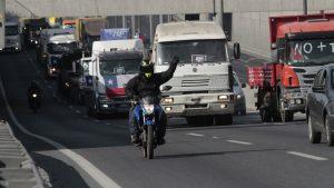 """Presidente Fedesur: """"Una quema más de un camión y los camioneros vamos a reaccionar"""""""