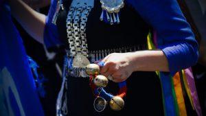 Hija de Michelle Bachelet fue detenida en protesta a favor de la causa mapuche