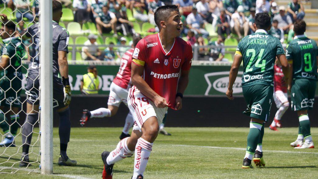 Nicolás Guerra y eventual amarilla por abrazarse en un gol: Prohibir algo tan lindo llega a ser excesivo