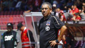 Gualberto Jara descartó conflicto entre jugadores de Colo-Colo: Ellos me demuestran lo contrario