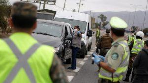 218 personas fueron devueltas en la Región de Los Ríos por no cumplir con los requisitos sanitarios