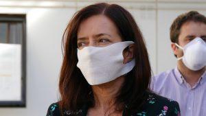 """Fiscal por madre de Ámbar Cornejo: """"No tenemos ningún elemento hasta ahora para establecer que ella haya estado presente cuando el hecho ocurre"""""""