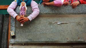 """Ciudadanos buscan dar alegría a niños de un campamento de Batuco para este día del niño: """"Un yogurt lo hacen durar entre 3 o 4 días, o entre 3 o 4 hermanos"""""""