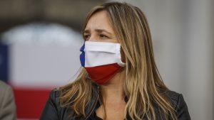 """María José Hoffmann: """"la UDI necesita recuperar su audacia y yo estoy dispuesta a liderarla"""""""
