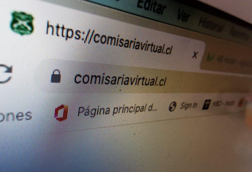 Otorgaron más de 2 mil permisos a personas con COVID-19 en Comisaría Virtual