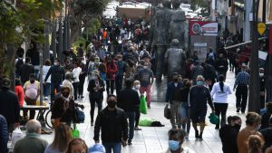 Antofagasta lidera listado de comunas con más casos activos en el país según el último informe epidemiológico