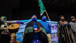 Ministro de Justicia encabezará diálogo con voceros de comuneros mapuche en huelga de hambre