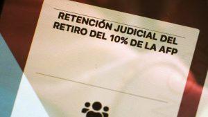 Retención de fondos previsionales por deudas en pensión alimenticia: Se han realizado 421 mil solicitudes ante el Poder Judicial