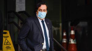 """Ministro de Interior por situación en La Araucanía: """"Tener una municipalidad tomada genera un enorme daño a la ciudadanía"""""""
