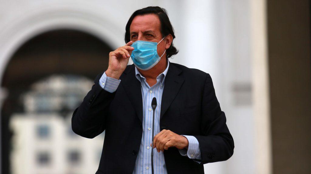 """Ministro Pérez por visita a La Araucanía: """"Yo no fui a provocar a nadie"""""""